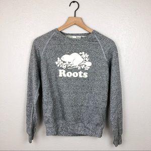 Roots Athletics Canadian Heritage Logo Sweatshirt